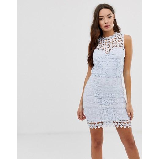Sukienka Girl In Mind Odzież Damska IP niebieski UJWQ
