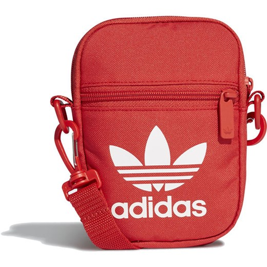 Torebka Trefoil Casual Festival Bag Adidas Originals (lush red)  adidas Originals  SPORT-SHOP.pl okazja