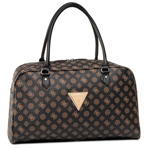 Torba GUESS - Wilder Travel TWP745 29300 BROWN Guess   eobuwie.pl