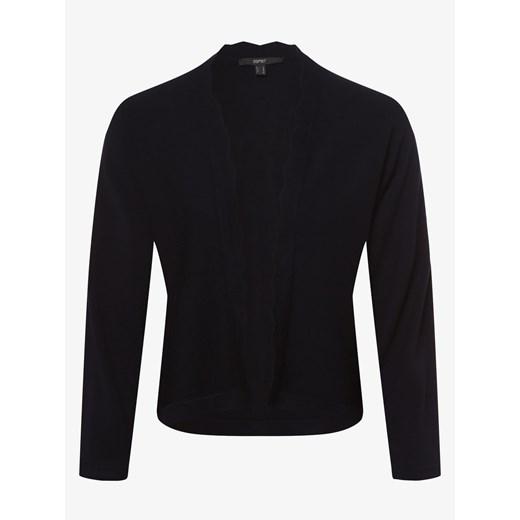 Niebieski sweter damski Esprit Odzież Damska ZE granatowy KZFX