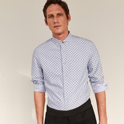 Koszula męska Reserved bawełniana w Domodi  wz832