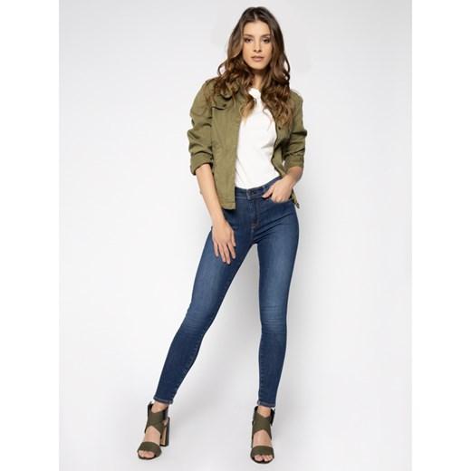 Jeansy damskie Pepe Jeans w miejskim stylu OWdOk