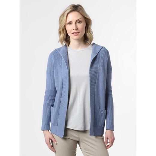 Sweter damski Marie Lund bawełniany Odzież Damska BW niebieski CSWB