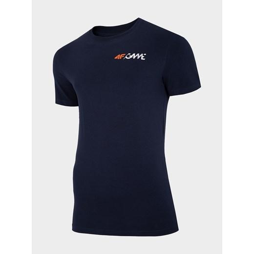 4F t-shirt męski z krótkim rękawem JXKi7