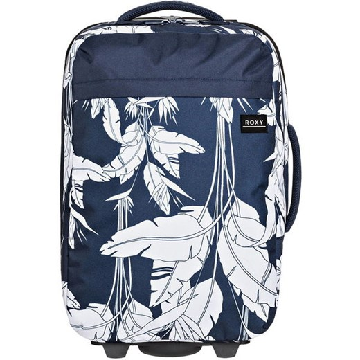 Walizka na kółkach Feel The Sky 35L Roxy (mood indigo flying flowers)  ROXY  okazyjna cena SPORT-SHOP.pl