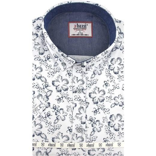 Koszula męska Bassi z krótkimi rękawami w Domodi