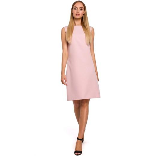 Sukienka Moe z tkaniny Odzież Damska ZQ NVAM