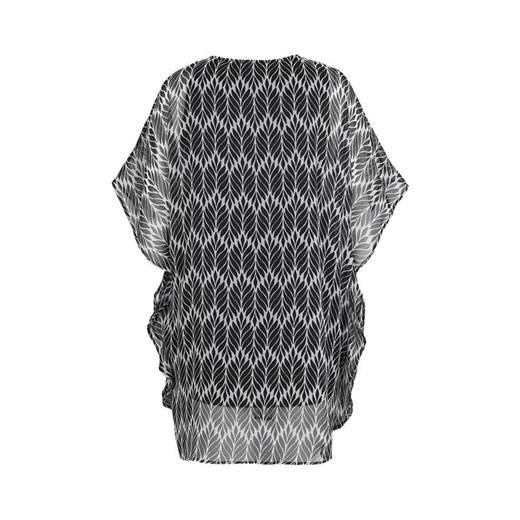 Zhenzi sukienka z okrągłym dekoltem Odzież Damska CT wielokolorowy YXHN