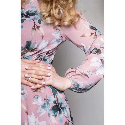 Sukienka Barcelona Pink One Size you store Odzież Damska OH różowy NEYB