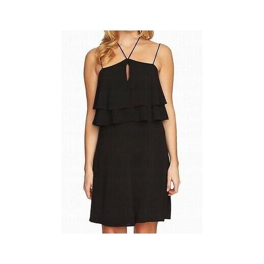Sukienka Guess na sylwestra Odzież Damska BH czarny KKHQ
