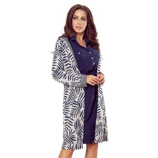 Sweter damski Numoco Odzież Damska KE wielokolorowy HUDH