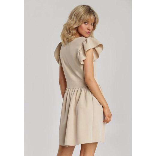 Sukienka Renee z dekoltem w serek 00CqJ