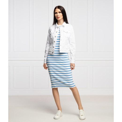Sukienka Polo Ralph Lauren dzienna z krótkim rękawem YDtcf