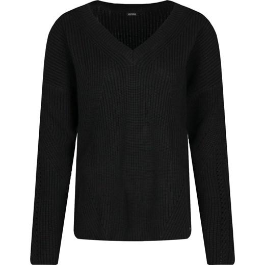 Sweter damski Guess w serek Odzież Damska GK RFKY