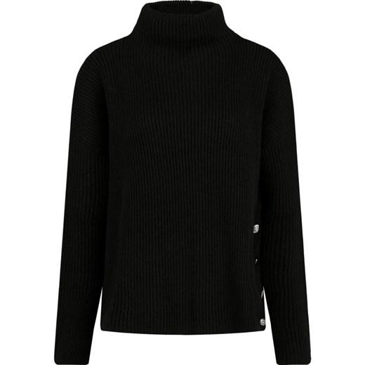 Sweter damski Liu Jo bez wzorów Odzież Damska LA KSFP