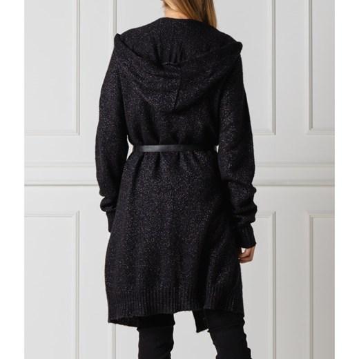 Sweter damski Liu Jo z dekoltem v Odzież Damska OR czarny UKEI