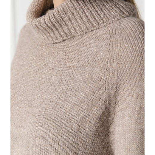 Sweter damski Liu Jo na zimę Odzież Damska KD KLSK