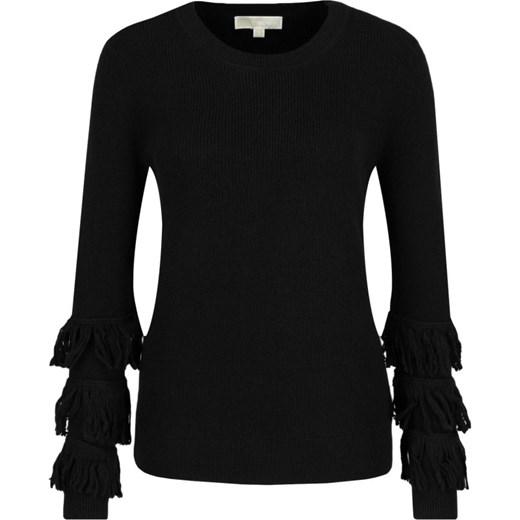 Sweter damski Michael Kors Odzież Damska XT czarny ESVN