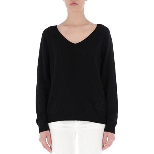 Sweter damski Emporio Armani wełniany Odzież Damska OE DKFY