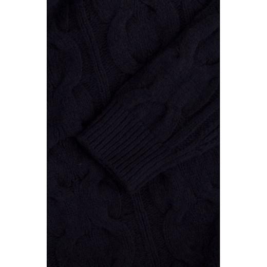 Sweter damski Max & Co. z okrągłym dekoltem Odzież Damska JU RALP