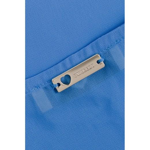 Sweter damski Twin Set Odzież Damska UQ niebieski FUPI