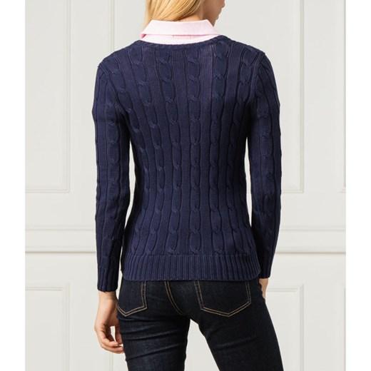 Sweter damski Polo Ralph Lauren bawełniany Odzież Damska JU JJKL