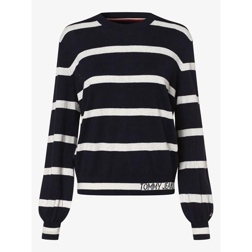 Sweter damski Tommy Jeans Odzież Damska EY czarny RHPQ