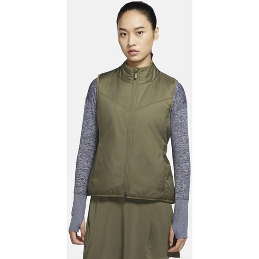 Sweter damski Nike Odzież Damska HN zielony LUKH