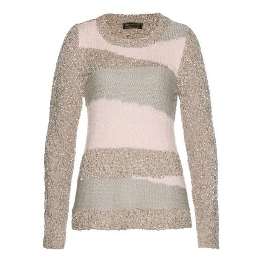 Sweter z puszystej przędzy | bonprix Odzież Damska WA wielokolorowy WTSQ