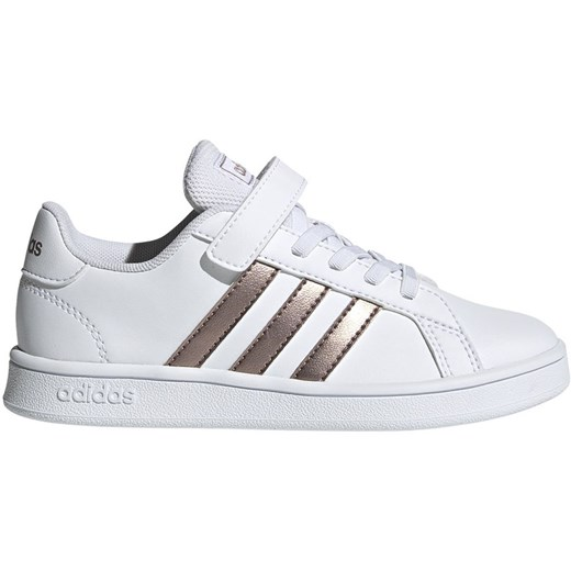 Buty adidas Grand Court C Jr EF0107 30 ButyModne.pl