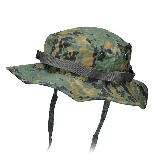Kapelusz Mil-tec Cotton Ripstop Digital Woodland (12325071) M Military.pl