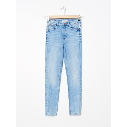 House - Jeansy high waist skinny - House 40 House