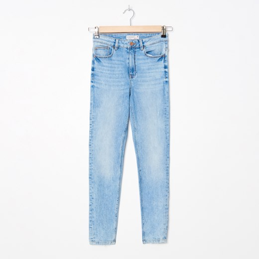 House - Jeansy high waist skinny - House 38 House