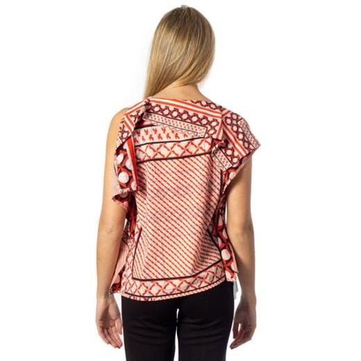Sweter damski Ak z okrągłym dekoltem Odzież Damska KU UUED