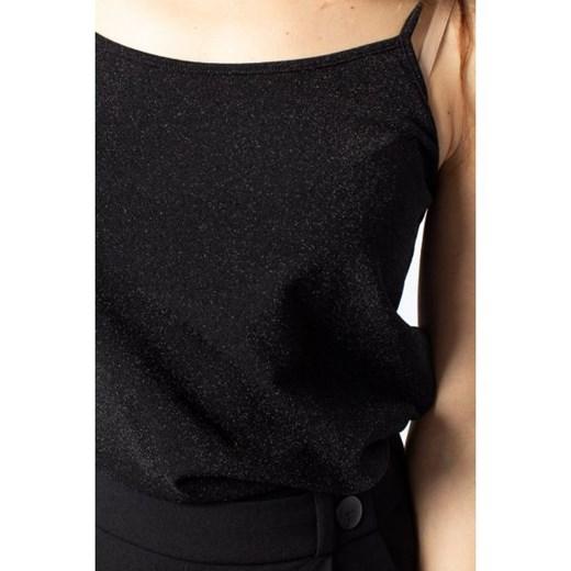 Sweter damski Jacqueline De Yong casual Odzież Damska IQ czarny UQOZ