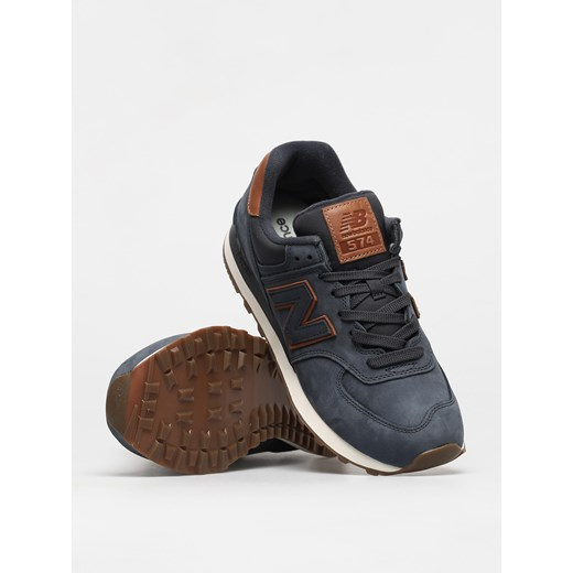 Buty New Balance 574 (navy) New Balance 45 SUPERSKLEP