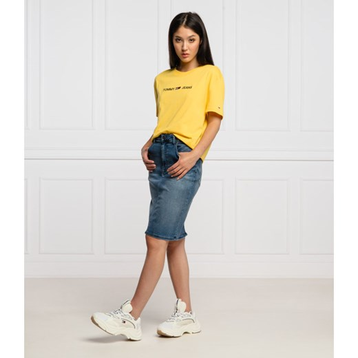 Tommy Jeans T-shirt | Loose fit Tommy Jeans S Gomez Fashion Store