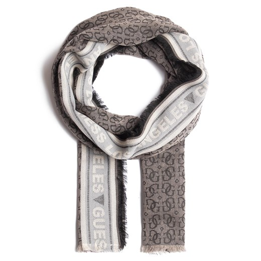 Szal GUESS - Not Coordinated Scarves AM8658 VIS03 GRY eobuwie.pl