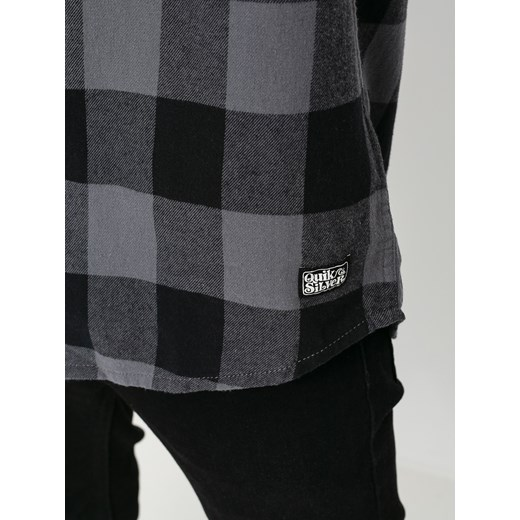 Koszula Quiksilver Motherfly Flannel (irongate motherfly) Quiksilver M SUPERSKLEP
