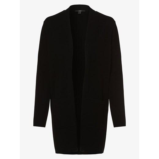 Esprit Collection - Dzianinowe wdzianko damskie, czarny vangraaf Odzież Damska AR czarny RYRG
