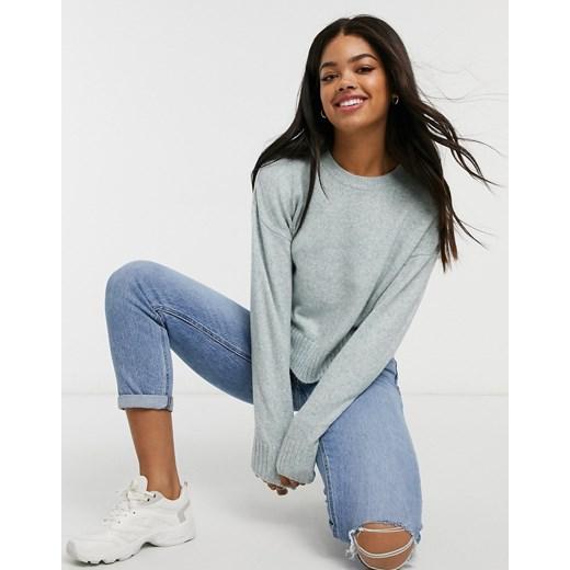 Sweter damski New Look Odzież Damska MU miętowy JJJT