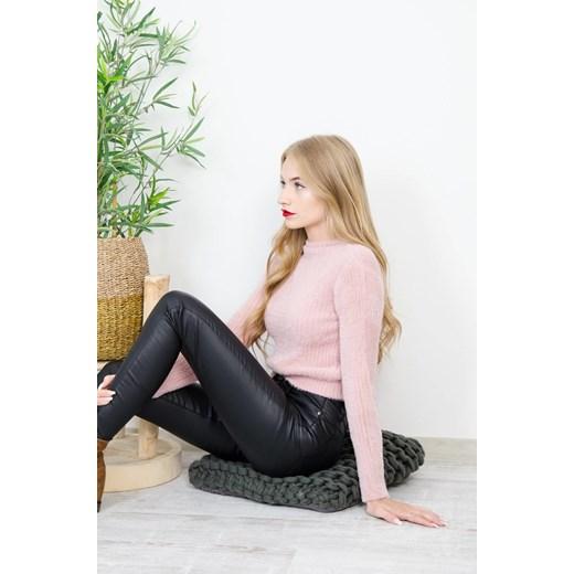 Sweter damski Olika Odzież Damska PT różowy DMGE