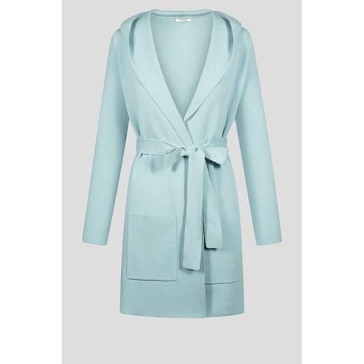 Sweter damski ORSAY z dekoltem v Odzież Damska DY niebieski UIBW