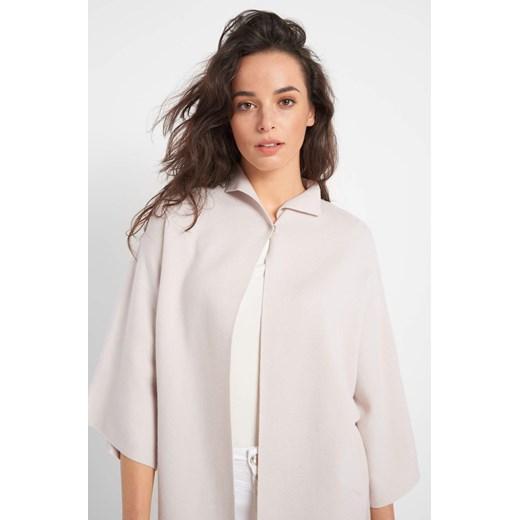 Sweter damski ORSAY z wiskozy Odzież Damska CO biały TVGX