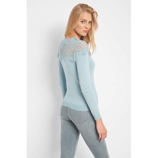 Sweter damski ORSAY Odzież Damska OM niebieski PRPZ