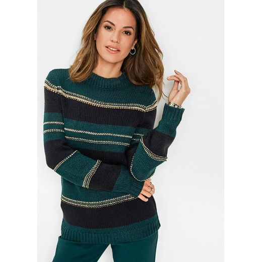 Sweter damski Bonprix Odzież Damska FV WLOS