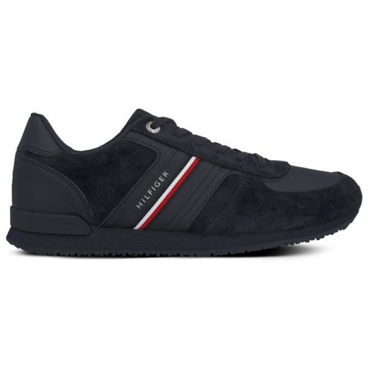 TOMMY HILFIGER MAXWELL 26B ICONIC SUEDE RUNNER Tommy Hilfiger 44 Symbiosis promocyjna cena