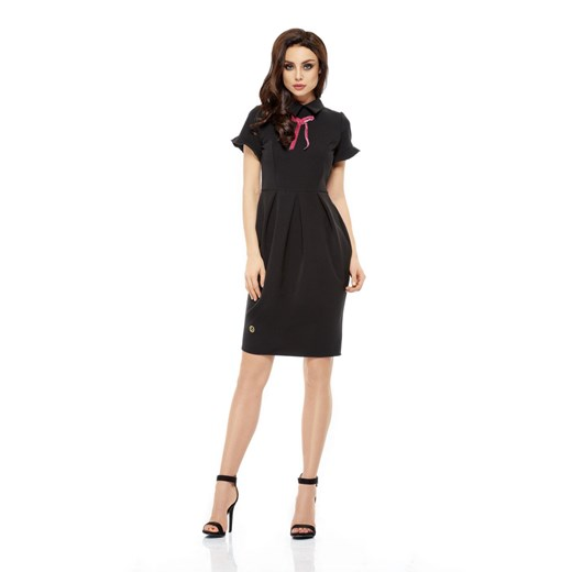 Sukienka Lemoniade Odzież Damska WW czarny HEPF