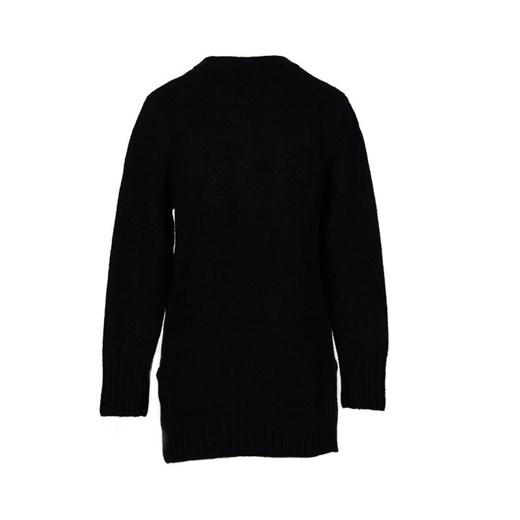 Sweter damski Snobby Sheep z okrągłym dekoltem Odzież Damska NA czarny WVMI