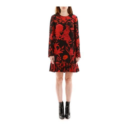 Overdyed dress Valentino okazja showroom Odzież Damska KS wielokolorowy DZMT